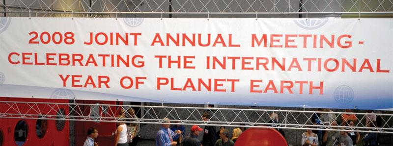 Celebrating the 'Year' of Planet Earth