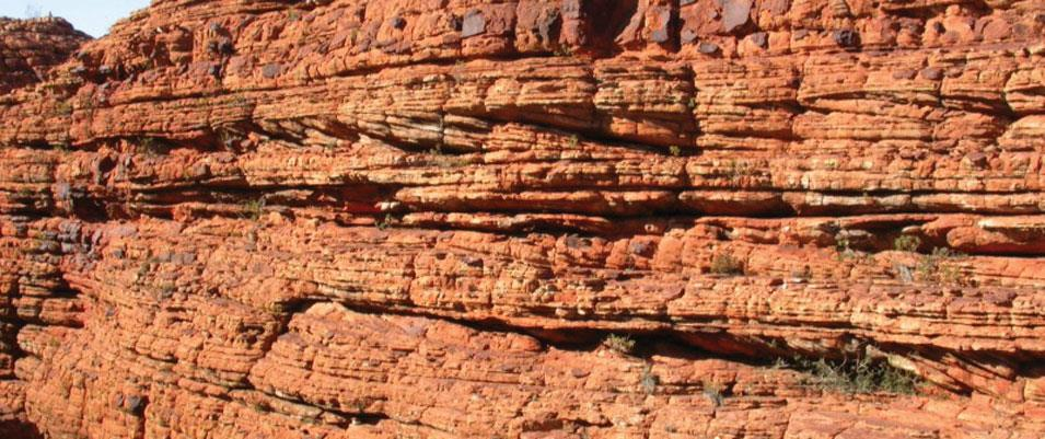 ICE FT 2 | Geotour in Central Australia: Outstanding Sedimentary Geology and Geomorphology of the Amadeus Basin Including Uluru, Kings Canyon and the West MacDonnell Ranges