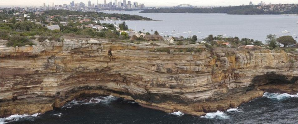 ICE FT 5 | Tidally Influenced Strata of the Hawkesbury Sandstone, Sydney