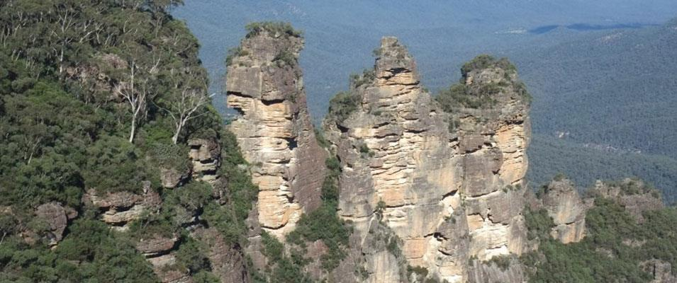 ICE FT 6 | Blue Mountains World Heritage Area, Geotourism and Geohistory of the Blue Mountains and Jenolan Caves