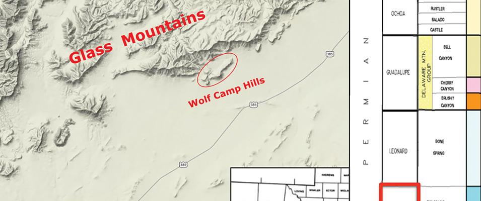 Centennial of the Wolfcamp Formation