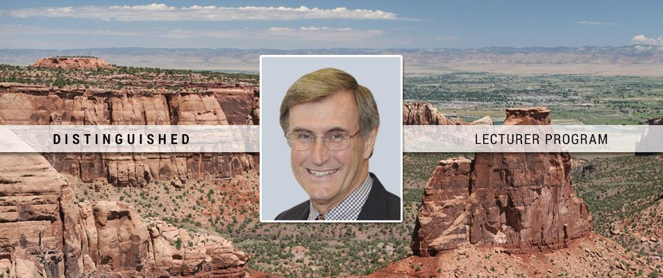 Don Clarke at Grand Junction Geological Society
