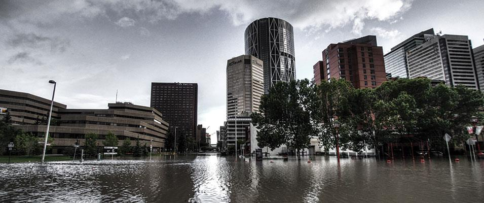 Floods and Foibles in Calgary, Alberta