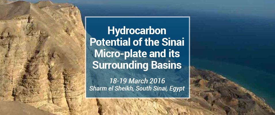 Hydrocarbon Potential of the Sinai Micro-plate and its Surrounding Basins