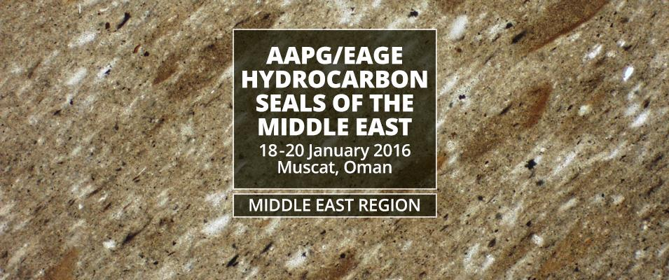 AAPG/EAGE Hydrocarbon Seals of the Middle East