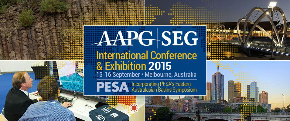 AAPG | SEG 2015 International Conference & Exhibition