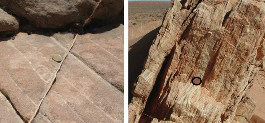 Insight into petrophysical properties of deformed sandstone reservoirs