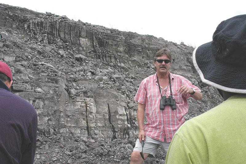 'Retired' Geologist an Angolan Angel