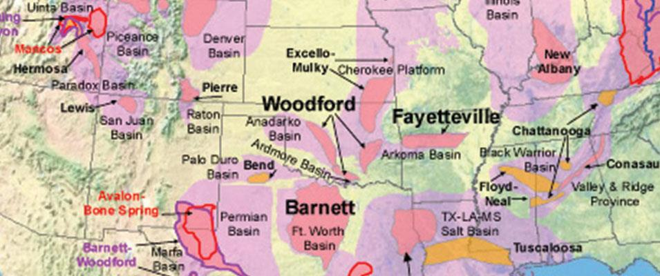 Shale List Grows