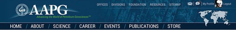 Something Very New: AAPG Website Debuts
