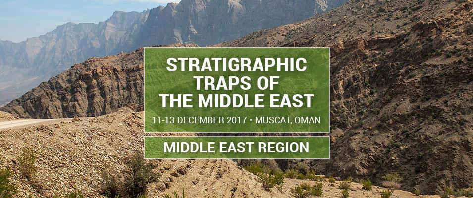 Stratigraphic Traps of the Middle East