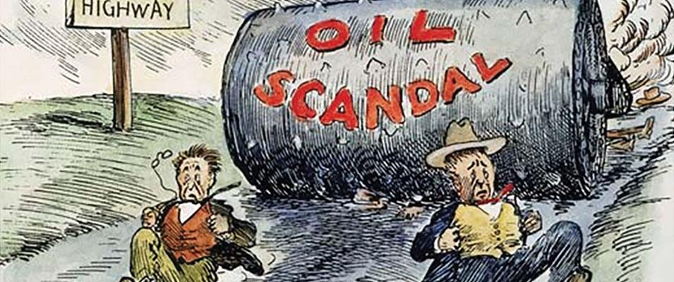 The Greatest Political Scandal of the American Oil Industry