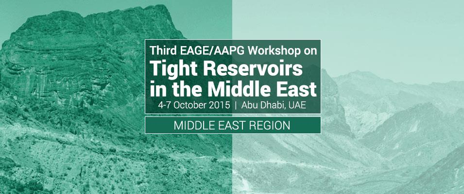 EAGE/AAPG Tight Reservoirs in the Middle East