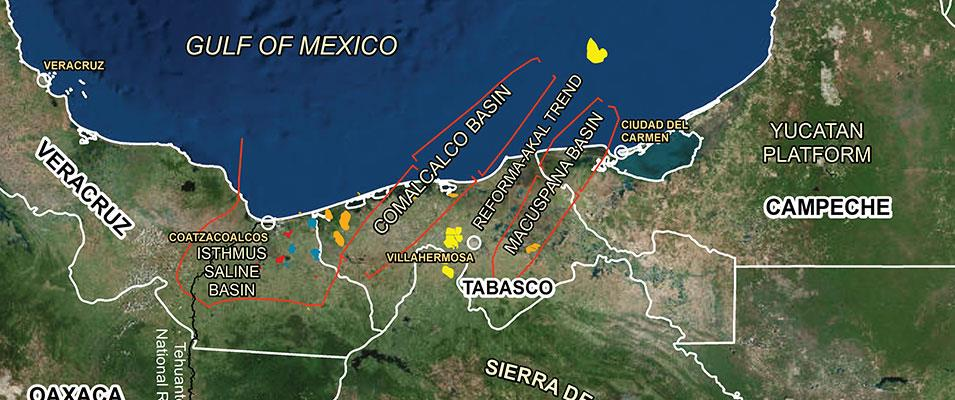 Unifying Threads of Southeast Mexico's Discovery Processes