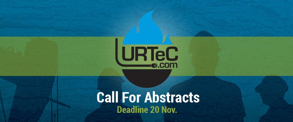 URTeC Call for Papers Open