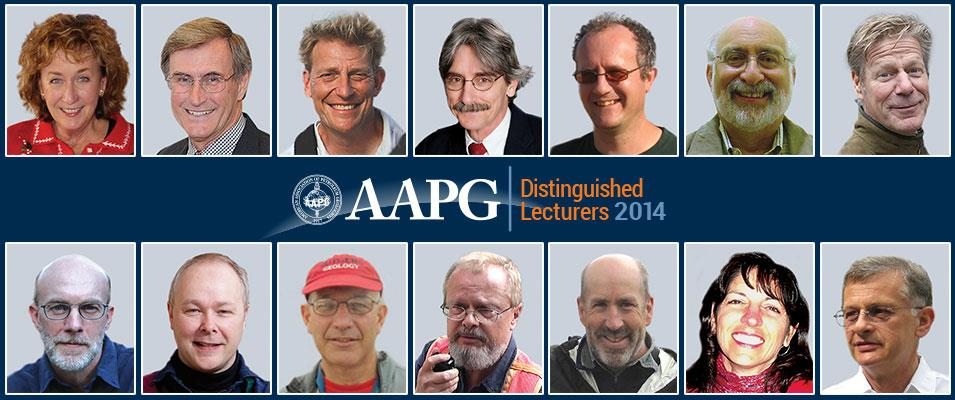 Distinguished Lecture Tours Announced for 2014-15