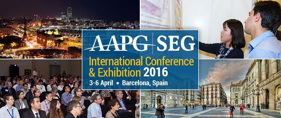 AAPG | SEG 2016 International Conference & Exhibition