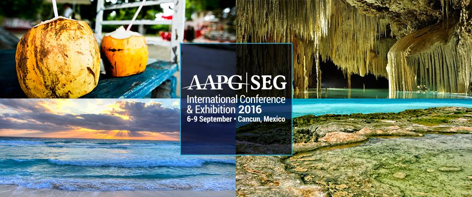 AAPG | SEG 2016 International Conference & Exhibition  - Cancun