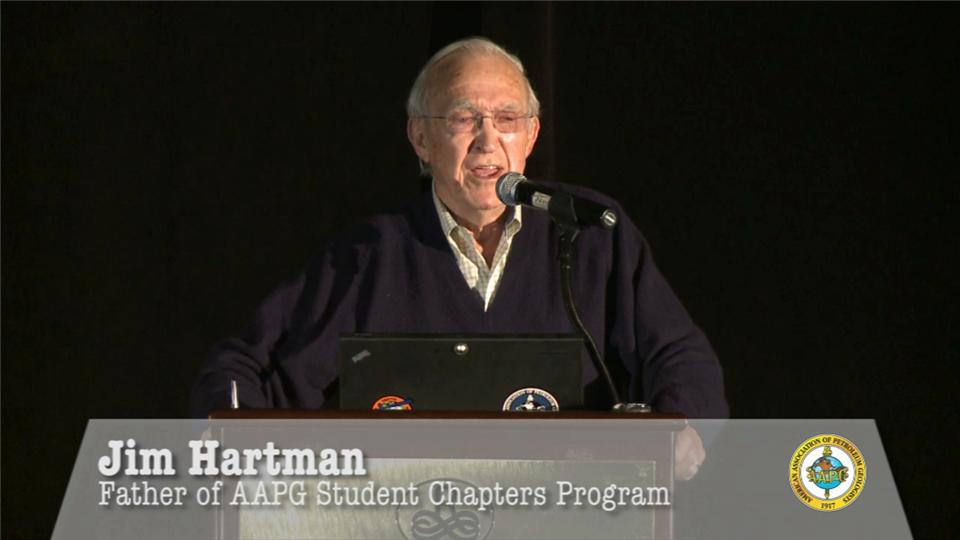 James A. Hartman Service to Students Award page is live