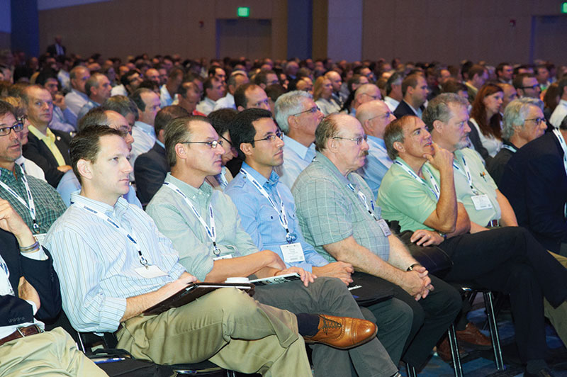 Last year's inaugural URTeC plenary session in Denver proved to be a popular, very successful event. Organizers are expecting more of the same this August.
