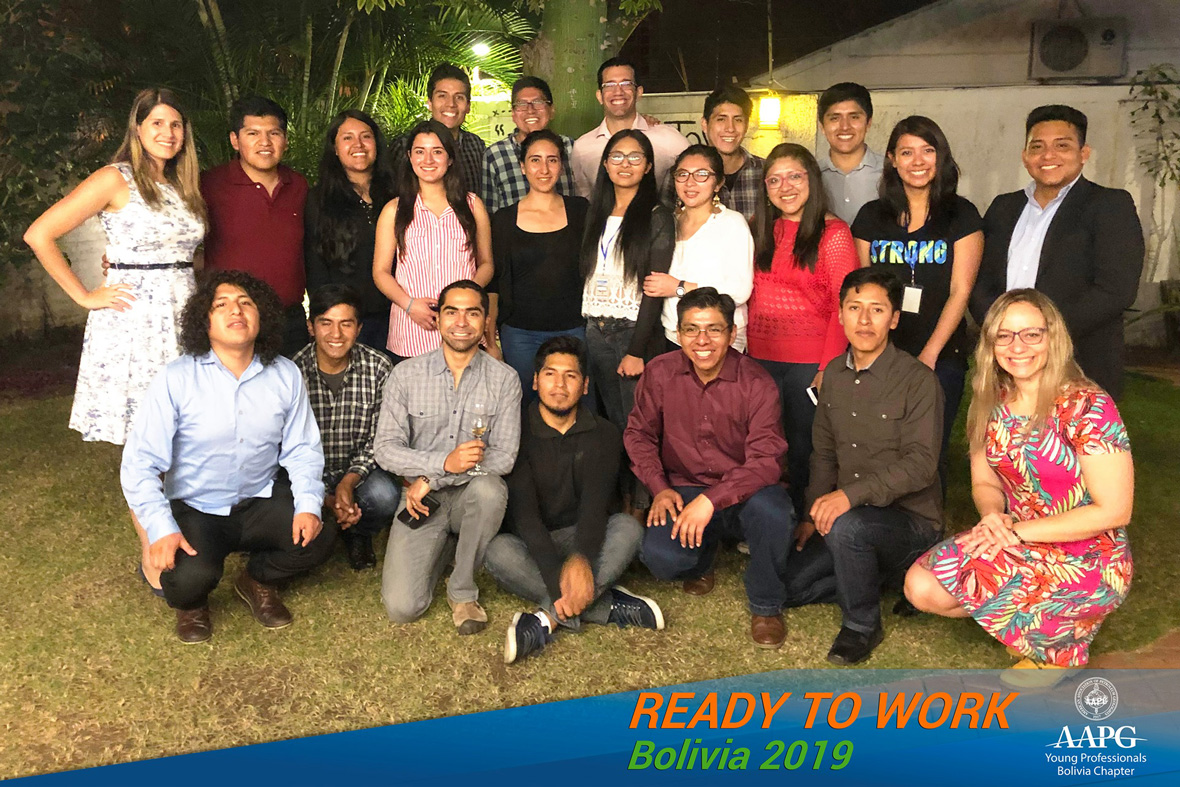 Ready to Work Bolivia participants