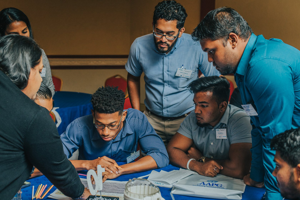 Onshore Seismic Workshop organized by the Trinidad & Tobago YP Chapter