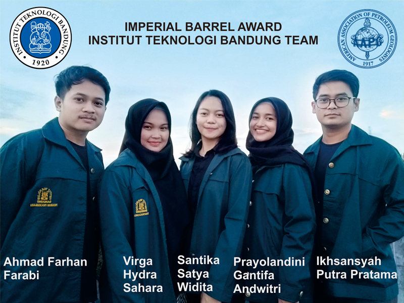 Winner: Institute Technology Bandung