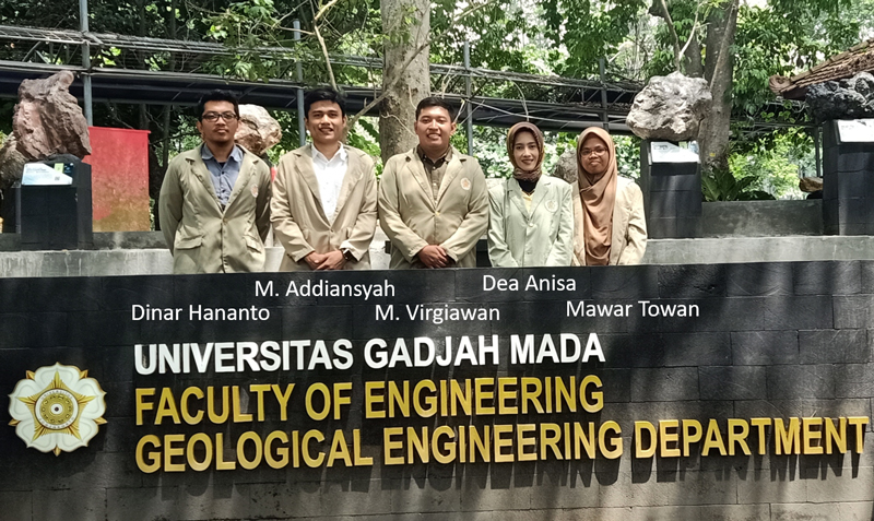 2nd Place: Universitas Gadjah Mada (Indonesia)