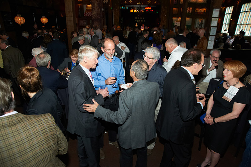 House of Delegates reception at the House of Blues, Houston.