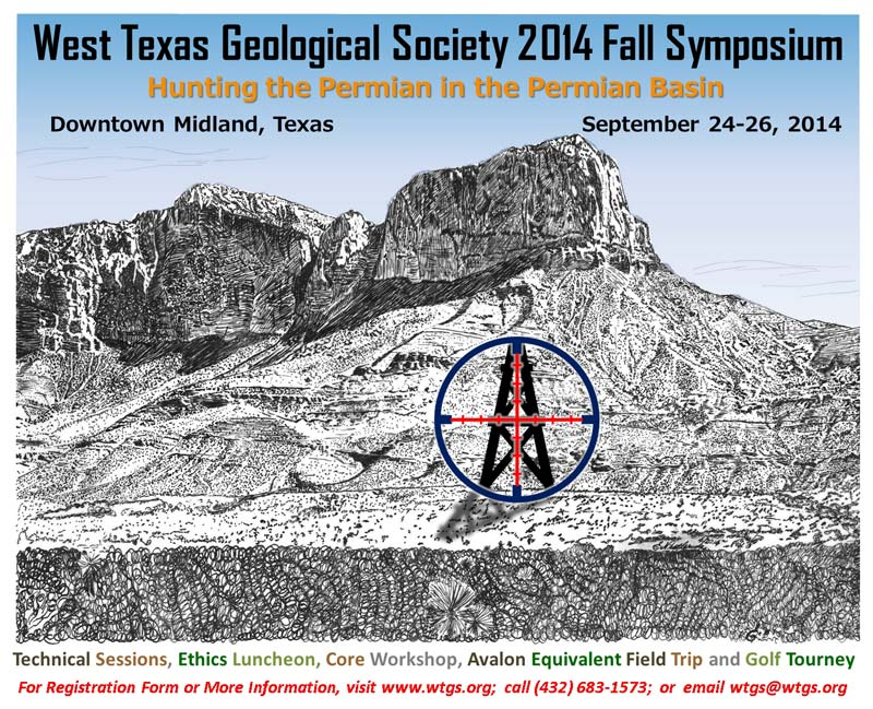 Hunting the Permian in the Permian Basin: WTGS 2014 Fall Symposium