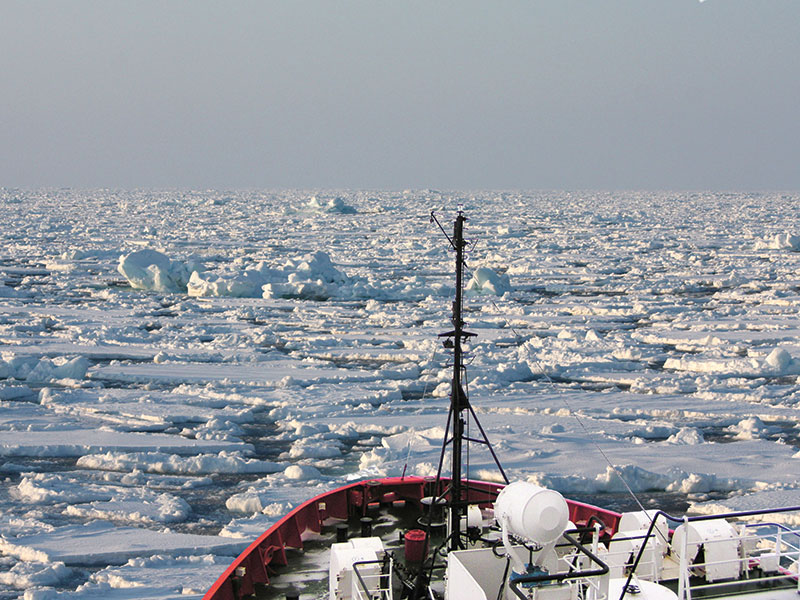 "Technological advances have helped make the Arctic more accessible today than it was for the ""pioneers"" – but it still presents enormous challenges for today's explorationists."