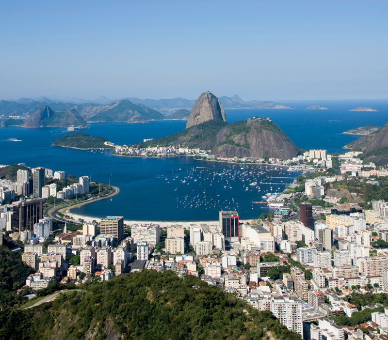 AAPG returns to Rio this month for the 2009 International Conference and Exhibition.