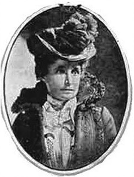 Emma Summers – California's Oil Queen. Photo courtesy of Petroleum History Resources
