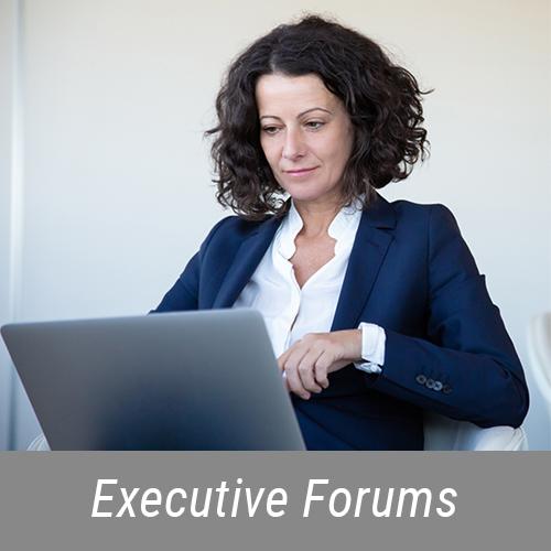 Virtual Executive Forums