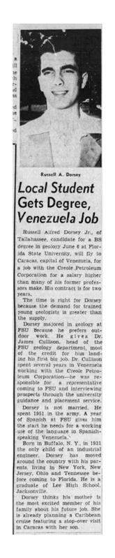 Russell Dorsey Jr.