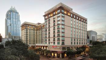 Courtyard Hotel Austin Downtown