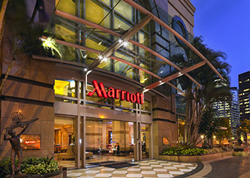 Brisbane Marriot Hotel