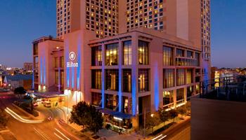 Hilton Hotel Austin Downtown