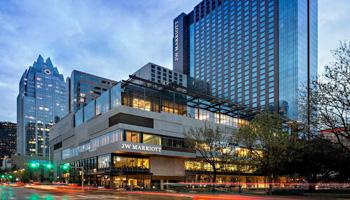 Marriott Hotel Austin Downtown
