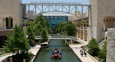 San Antonio, Texas - Henry B. Gonzalez Convention Center