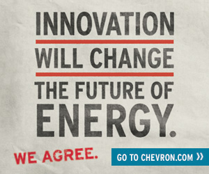 Innovation will change the future of energy - Chevron