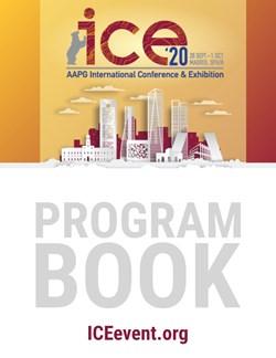 AAPG ICE Program Book Advertising