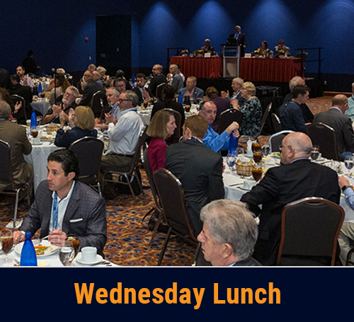 Global Super Basins Wednesday Lunch