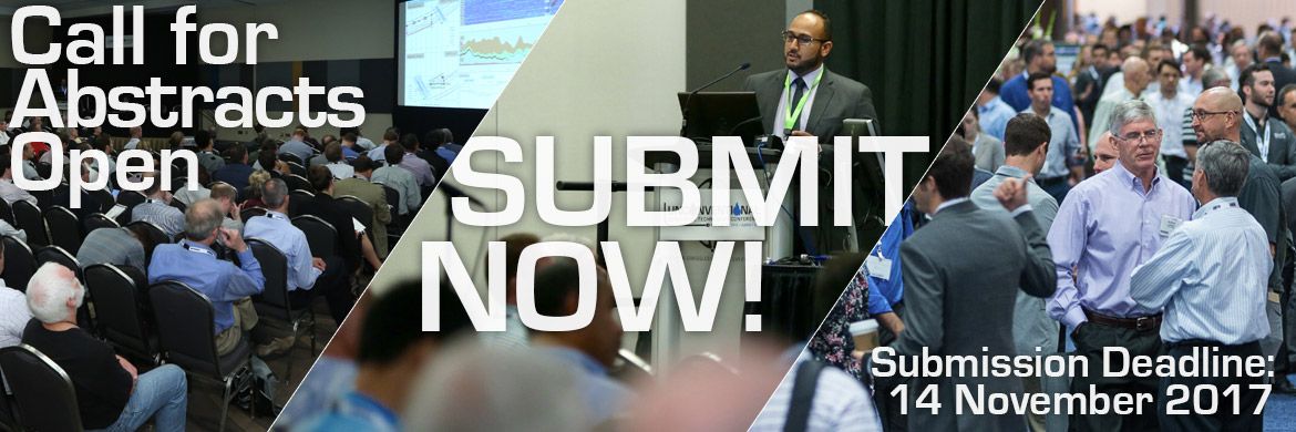 URTeC 2018 Call for Abstracts Open