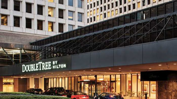 DoublteTree by Hilton - Houston Downtown, Houston, Texas